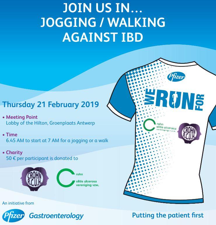 Flyer Jogging IBD